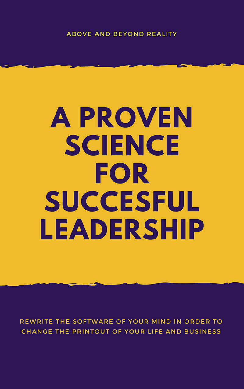 A proven science for successful leadership