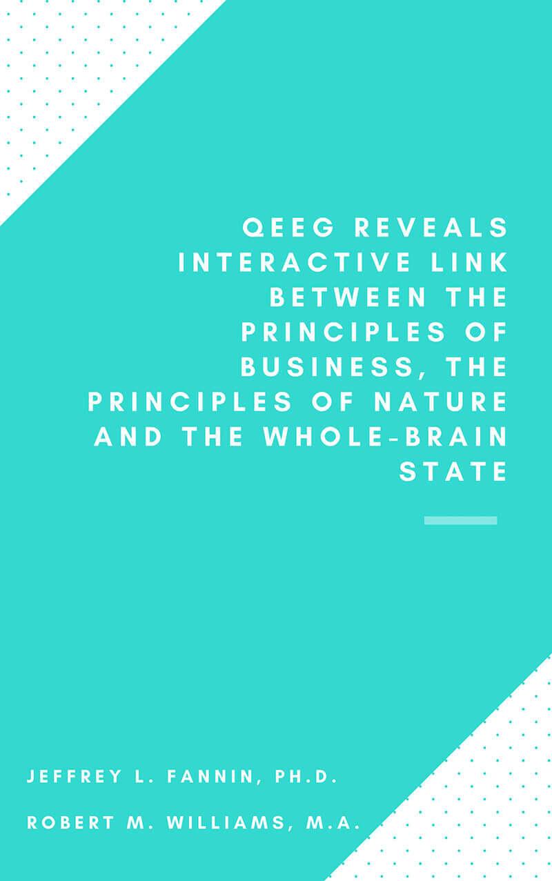 QEEG Reveals Interactive Link